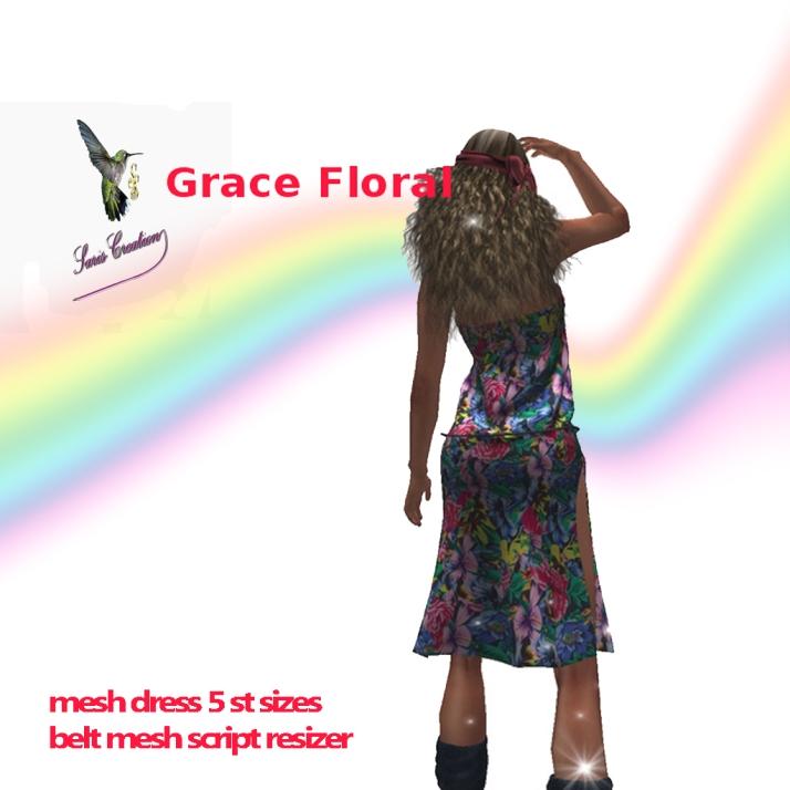 SS Grace Floral